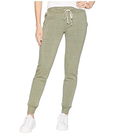 Alternative Fleece Jogger Pant (Eco True Army Green) Women
