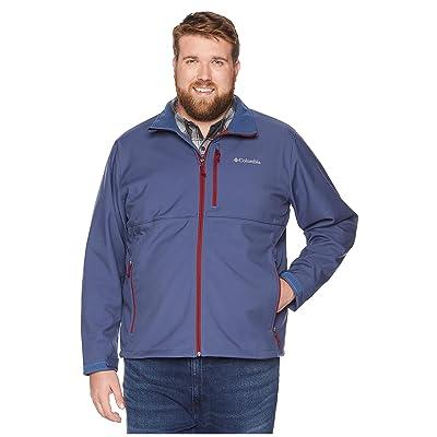 Columbia Big Tall Ascendertm Softshell Jacket (Dark Mountain) Men