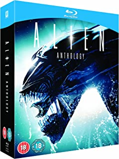 Alien Anthology [Blu-ray] [4 Disc Set] [Import]