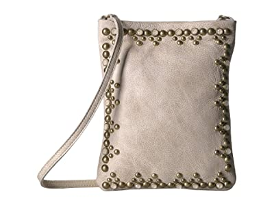 Leatherock Yvette Cell Pouch (Cream) Cross Body Handbags