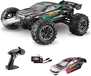 MIEBELY RC Cars 1: 16 Scale All Terrain 4x4 Remote Control Car for Adults & Kids, 40+ KM/H Waterproof Off-Road RC Trucks, ...
