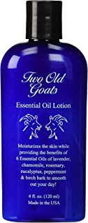 Two Old Goats Essential Oil Lotion 4 fl oz