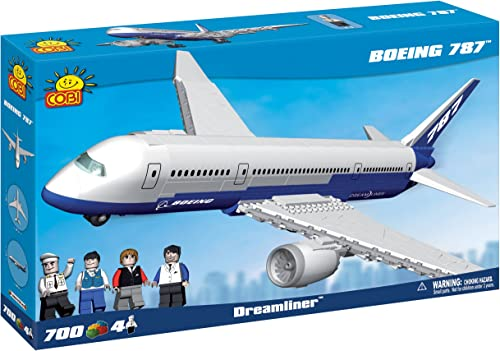 Asmodee 200843- Cobi - Boeing 787 Dreamliner 700