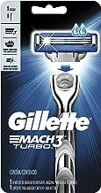 Aparelho de Barbear Gillette Mach 3 Turbo