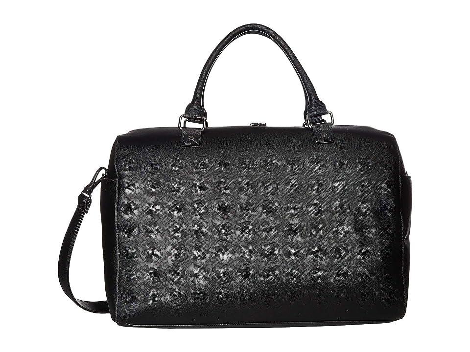 Deux Lux Annabelle Weekender (Black) Weekender/Overnight Luggage, Deux Lux Annabelle Weekender (Boredeux) Weekender/Overnight Luggage, Brown