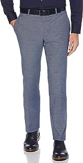 Perry Ellis Men's Perry Ellis Portfolio Slim Fit Stretch Stripe Pants Pants