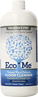 EcoMe Concentrated Muli-Surface and Floor Cleaner, Fragrance-Free, 32 oz