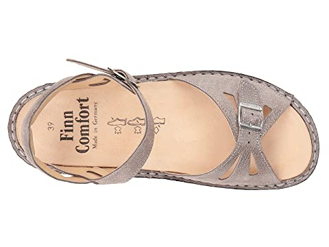 Finn Comfort Motomachi Taupe Metallic Cheapest Countdown Package Cheap Price Outlet ZYNgzcsBY
