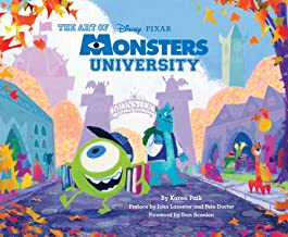 the art of monsters inc book
