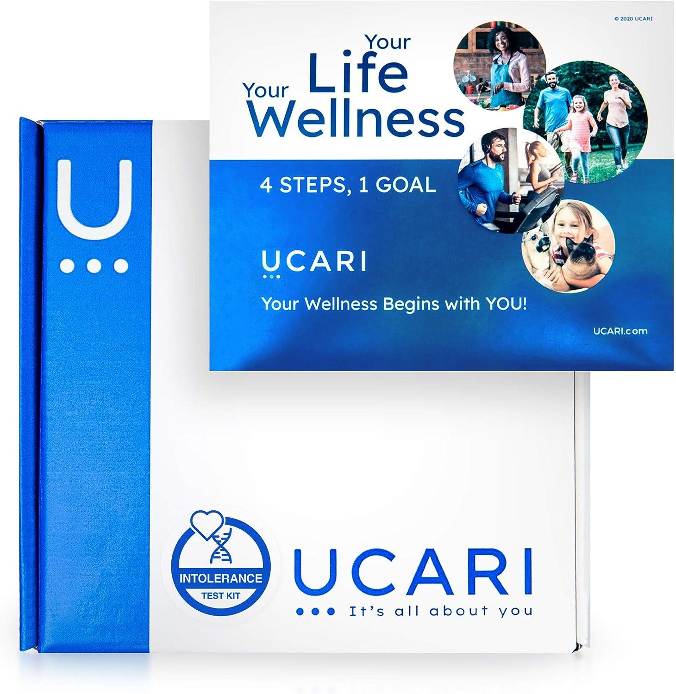UCARI Intolerance Food Sensitivity Test shopping Adults Kids Kit for Super sale period limited