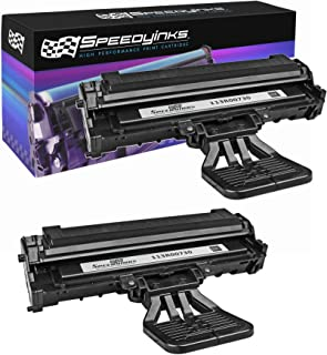 Speedy Inks Compatible Toner Cartridge Replacement for Xerox Phaser 3200MFP 113R730 High Capacity (Black, 2-Pack)