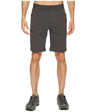 Royal Robbins Active Traveler Stretch Shorts (Asphalt) Men