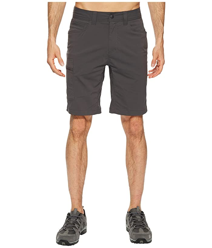 Royal Robbins Active Traveler Stretch Shorts (Asphalt) Men