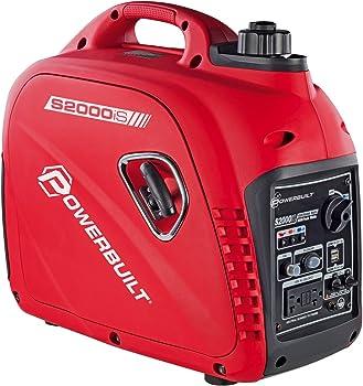 Powerbuilt 941564 2000 Watt Portable Generator
