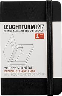 ロイヒトトゥルム カードケース ブラック 350140 正規輸入品