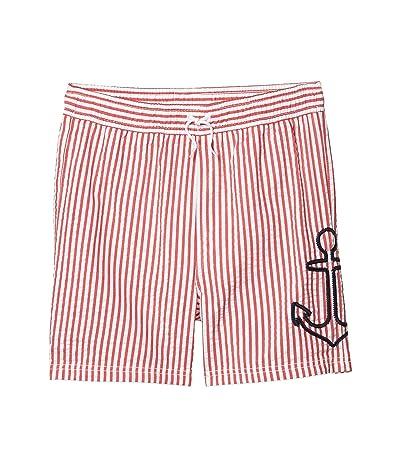 Janie and Jack Printed Swim Shorts (Toddler/Little Kids/Big Kids) (Multi 4) Boy