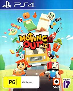 Moving Out - PlayStation 4