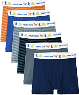 Toddler Boys' Boxer Briefs (Assorted)