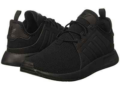 adidas Originals Kids X_PLR (Big Kid) (Black/Trace Grey/Black) Kids Shoes