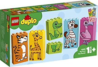 LEGO DUPLO My First Fun Puzzle 10885 Building Blocks (15 Pieces)