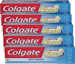 Colgate - Total Whitening 5.75Oz, 5pack - 28.75Oz
