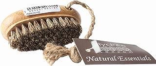 Hydrea London Bamboo Nail brush with Mane & Cactus Bristle WBB1H-HD
