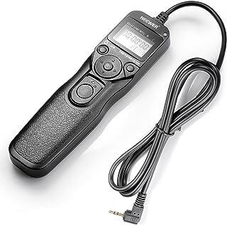 comprar comparacion Neewer® LCD Temporizador Disparador a Distancia de Control Remoto para Canon 700D/T5i, 650D/T4i, 550D/T2i, 500D/T1i, 350D/...