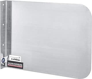 DuraSteel Stainless Steel Side Splash Guard - 17
