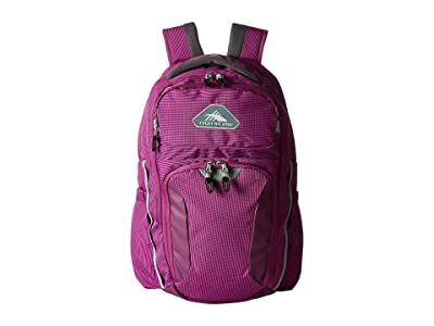High Sierra Autry Backpack (Hyacinth/Ash) Backpack Bags