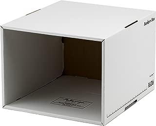 フェローズ ファイルキューブ 新1626S 黒 3枚1セット バンカーズボックス新703S/新743Sを引き出しに 1008101