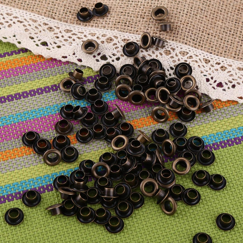 Fasteners, Eyelet Tool with Washers Gromett Kit, Eyelets, DIY Se