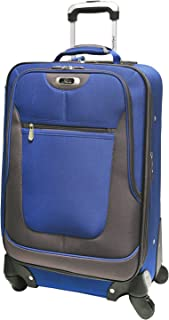 Epic 24 inch Expandable 4-Wheel Upright, Surf Blue