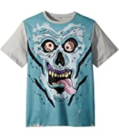 Arrow Boys Short Sleeve Monster Graphic T-Shirt (Toddler/Little Kids/Big Kids)
