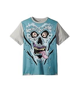 Arrow Boys Short Sleeve Monster Graphic T-Shirt (Toddler/Little Kids/Big Kids)