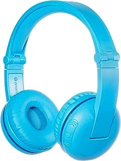 Cuffie Bluetooth wireless per bambini - BuddyPhones PLAY | Blu