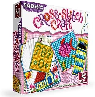 ToyKraft Cross Stitch Craft
