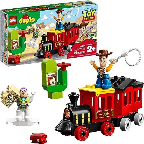 high quality LEGO online DUPLO l Disney•Pixar Toy Story Train 10894 popular Building Bricks (21 Piece) outlet online sale