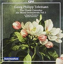 V 2 Grand Concertos For Mixed