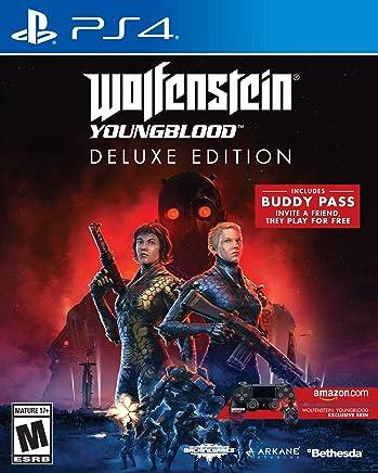 Wolfenstein: Youngblood - PlayStation 4 Deluxe Edition [Amazon Exclusive Bonus]