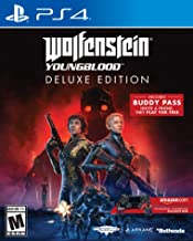 Wolfenstein: Youngblood - PlayStation 4 Deluxe Edition [Amazon Exclusive Bonus]
