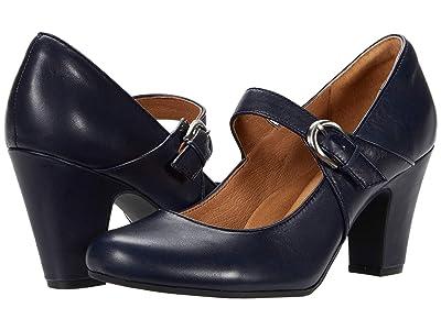 Sofft Miranda (Oceano Navy Buttero) High Heels