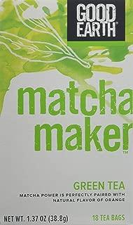 Good Earth Tea Matcha Maker Pack of 3