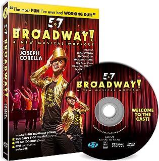 567 BROADWAY! A New Musical Workout