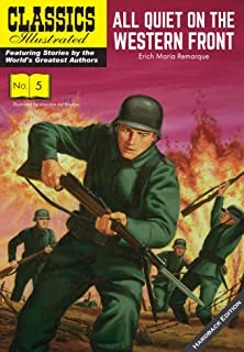 All Quiet on the Western Front (Classics Illustrated Vintage Replica Hardcover)