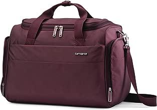 Samsonite Flexis Travel Duffel Bag Overnight, Cordovan, One Size