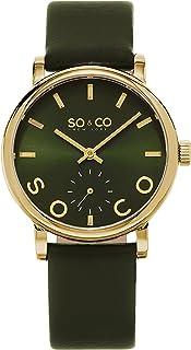 SO&CO New York Montres Bracelet 5093L.4