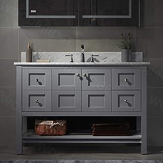 Amazon Com Bathroom Vanities 4 Bathroom Vanities Bathroom Sink Vanities Accessories Tools Home Improvement