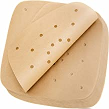 Air Fryer Parchment Paper, Air Fryer Liners, 200pcs 8.5 Inch, Air Fryer Parchment Paper Liners, Perforated Parchment Paper...
