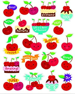 Eureka Cherry Stickers - Scented