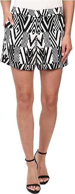 Print Woven Shorts